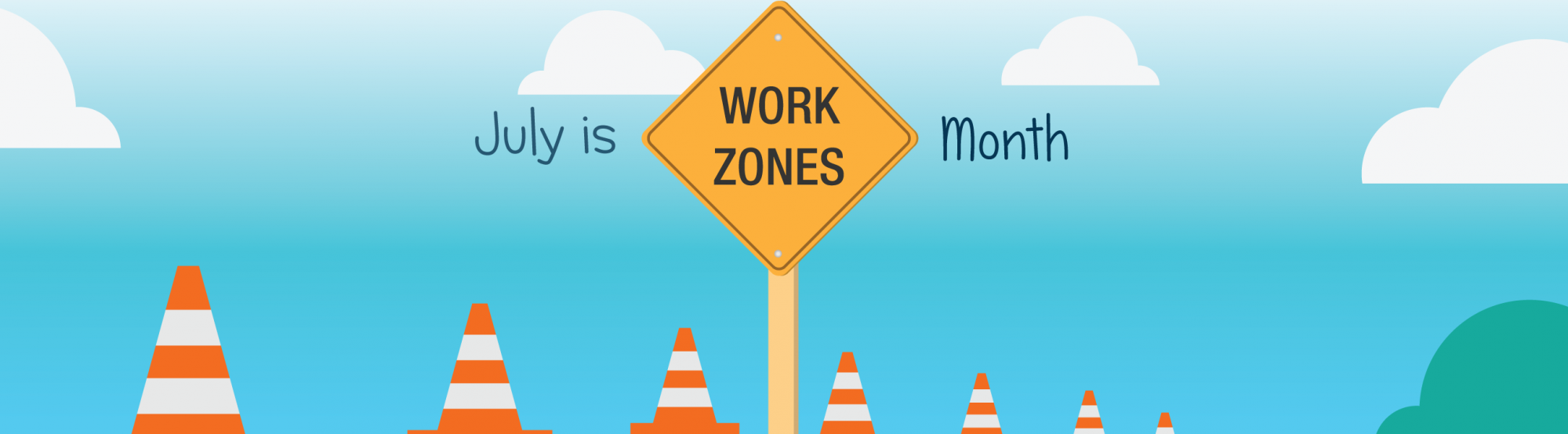 work zones website